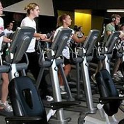 Fitness room Kingsgate Marriott Conference Center at the University of Cincinnati Fotos