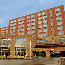 Exterior view Kingsgate Marriott Conference Center at the University of Cincinnati Fotos
