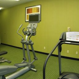 Wellness/Fitness Fairfield Inn East Lansing