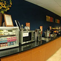 Restaurant Fairfield Inn East Lansing