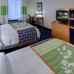 Zimmer Fairfield Inn East Lansing