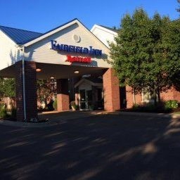 Außenansicht Fairfield Inn East Lansing