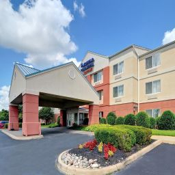 Vista esterna Fairfield Inn & Suites Potomac Mills Woodbridge