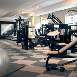 Wellness/fitness Cincinnati Marriott at RiverCenter