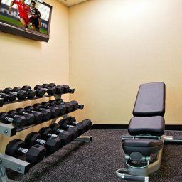 Wellness/fitness area Residence Inn Chattanooga Downtown