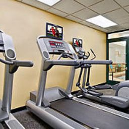 Fitness room Residence Inn Chattanooga Downtown