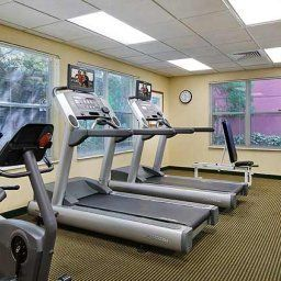 Wellness/Fitness Residence Inn Fort Lauderdale Plantation Fotos