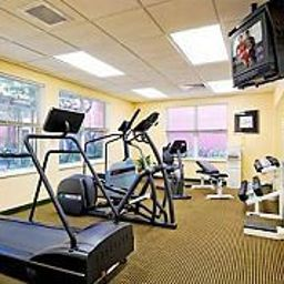Fitness Residence Inn Fort Lauderdale Plantation Fotos