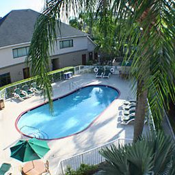 Pool Residence Inn Miami Airport West/Doral Area