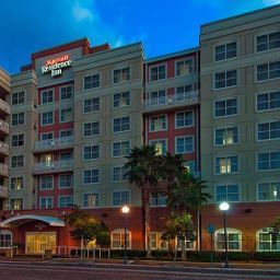 Exterior view Residence Inn Tampa Downtown Fotos