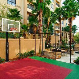 Wellness/fitness area Residence Inn Tampa Downtown Fotos
