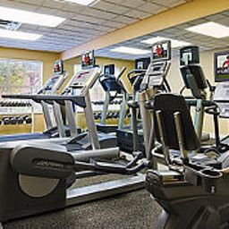 Fitness room Residence Inn Tampa Downtown Fotos