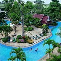 Piscina Green Park Resort