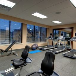 Wellness/Fitness Hampton Inn White PlainsTarrytown Fotos