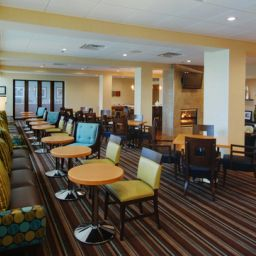 Hall Hampton Inn White PlainsTarrytown Fotos