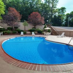 Piscina Hampton Inn White PlainsTarrytown Fotos
