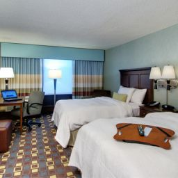 Habitación Hampton Inn White PlainsTarrytown Fotos
