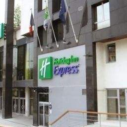 Vista esterna Holiday Inn Express AMIENS