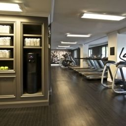 Wellness/Fitness The Melrose Hotel Washington