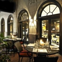 Restaurante The Melrose Hotel Washington