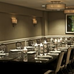 Sala de reuniones The Melrose Hotel Washington