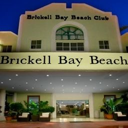 Brickell Bay Beach