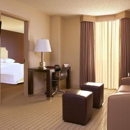 Chambre Sheraton Suites Market Center Dallas