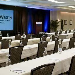 Sala de reuniones Atlanta The Westin Peachtree Plaza