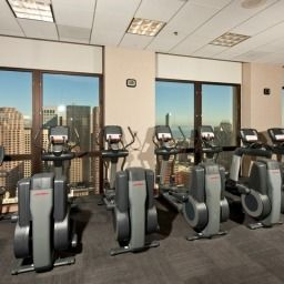 Wellness/Fitness Grand Hyatt San Francisco on Union Square