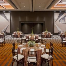 Sala de banquetes Grand Hyatt San Francisco on Union Square