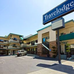 Exterior view Travelodge at the Presidio San Francisco