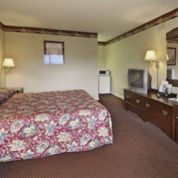 Habitación Travelodge Newport News Fotos