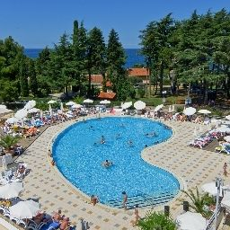 Piscine Valamar Pinia Hotel *all inclusive*