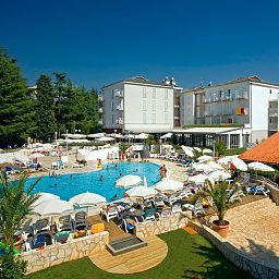 Pool Valamar Pinia Hotel *all inclusive*