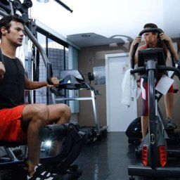Wellness/fitness Quality Hotel Fortaleza