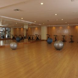 Wellness/fitness area JW Marriott Hotel Quito