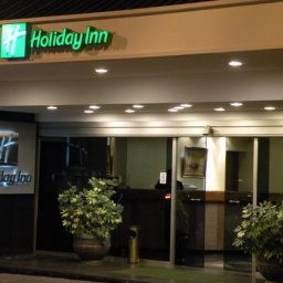 Exterior view Holiday Inn MONTEVIDEO