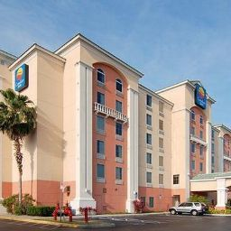 Vista exterior Comfort Inn International