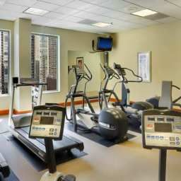 Wellness/Fitness Hilton Garden Inn Chicago DowntownMagnificent Mile