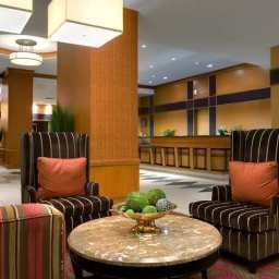 Hall Hilton Garden Inn Chicago DowntownMagnificent Mile