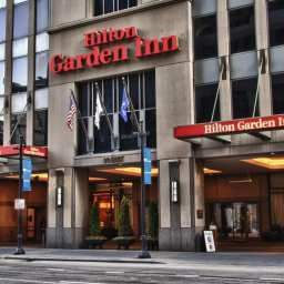 Vista exterior Hilton Garden Inn Chicago DowntownMagnificent Mile