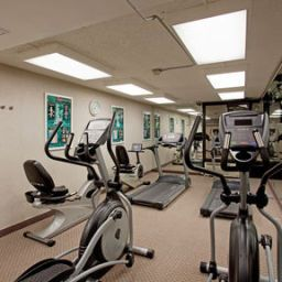 Wellness/fitness area Holiday Inn BURBANK-MEDIA CENTER