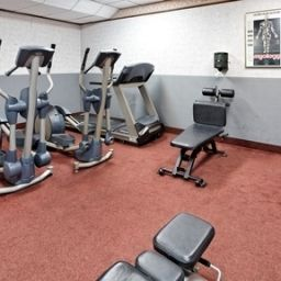 Wellness/fitness area Holiday Inn PORTLAND-AIRPORT (I-205)