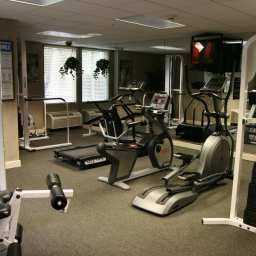 Wellness/fitness area Hampton Inn  Ft Lauderdale  Plantation