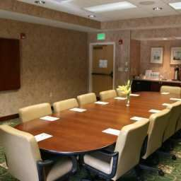 Conference room Hampton Inn  Ft Lauderdale  Plantation