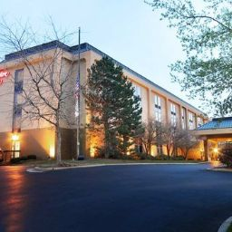 Exterior view Hampton Inn Indianapolis-South