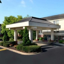 Vista exterior Hampton Inn Raleigh-Town of Wake F