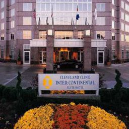 Vista exterior InterContinental SUITES HOTEL CLEVELAND Fotos