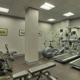 Wellness/fitness area BURNHAM A KIMPTON HOTEL