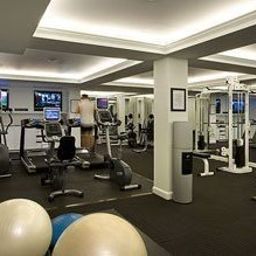 Fitness room The Little Nell Fotos